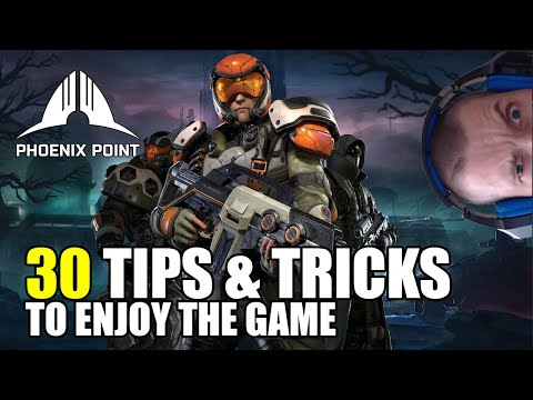 Phoenix Point: 30 Tips and tricks to enjoy the game