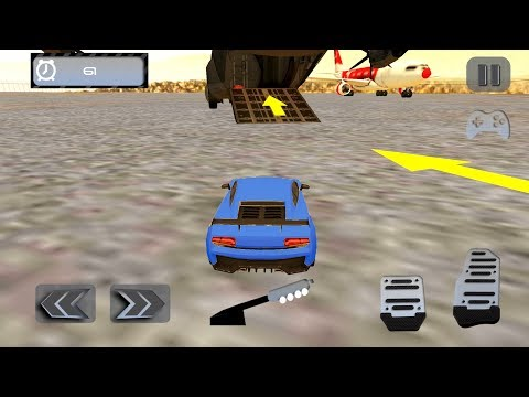 Transport Plane Sim (by GAMELOARDs) Android Gameplay #2 [HD]