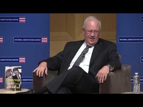 Ken Starr: A Memoir of the Clinton Investigation (HD)