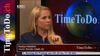 Heilung - durch Einblicke in das Buch des Lebens ? TimeToDo.ch 27.04.2015