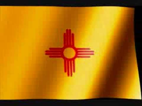 Anthem of New Mexico USA