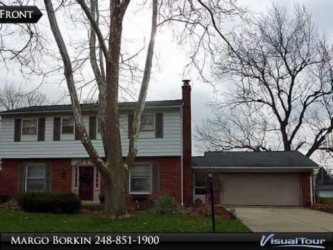 Farmington Hills Real Estate   32285 Baintree Farmington Hills, MI 48334
