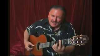 Lambada - Kaoma - Igor Presnyakov - acoustic fingerstyle guitar (aula de violão/guitarra)