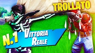 Pass the PROVINO but then I find out it's... Fortnite ITA!