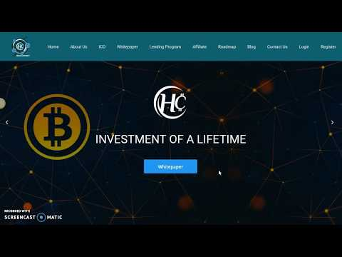 HEDGECONNECT ICO REVIEW   FIRST LENDING F/ DECENTRALIZED HEDGEFUNDS!