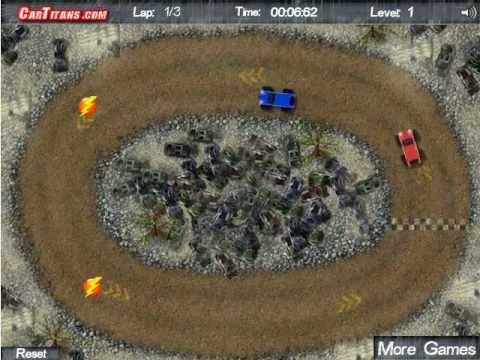 Игра Гонки на внедорожниках / Race on the SUV