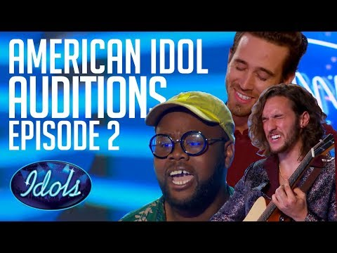 American Idol 2018 ALL Auditions Episode 2 | David Francesco, Brandon Diaz & More | Idols Global