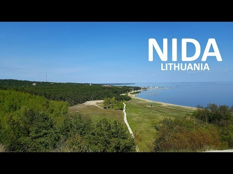 "Trip To Nida | ""I Love Travel"" video contest"