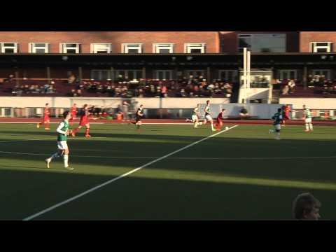 U19 | NIF- FCN - Pokalfinale ØST - 1.H | 3. juni 2015 | 1-2 (1-0)