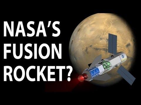 The Fusion Driven Rocket - Fall 2012 NAIC