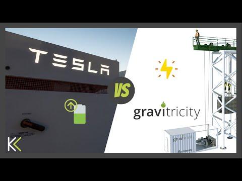 Gravitricity - Energy Storage Made Easier for a Renewable Future (in 2020)