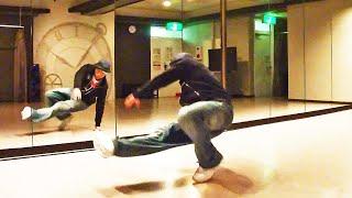 ブレイクダンスの基本〝3歩〟初心者でもできる簡単な技 thumbnail