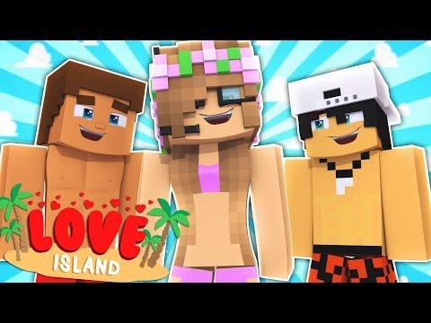 WHOS GETS KICKED OFF THE ISLAND?! Minecraft Love Island #2   w/Little Kelly