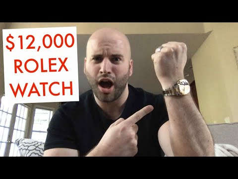 How I Started An Online Business: From $0 To $12,000 Rolex Watch