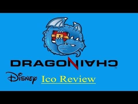 Dragonchain Disney Blockchain Ico Review