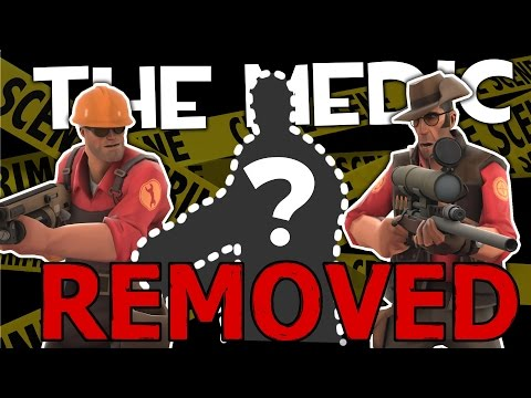 Download Youtube: What If The Medic Was REMOVED?