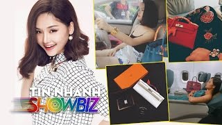 """Tin nhanh Showbiz - Sau Ngọc Trinh, Miu Lê đạt danh hiệu """"Nữ hoàng hàng hiệu"""" mới của Showbiz"""