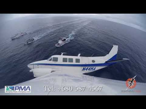 Palau Marine Sanctuary enforcement. Operation Kaukledm 2
