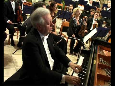 Maestro Philippe Entremont & The Spirit of Europe Orchestra play W.-A. Mozart (Mécénat artistique)