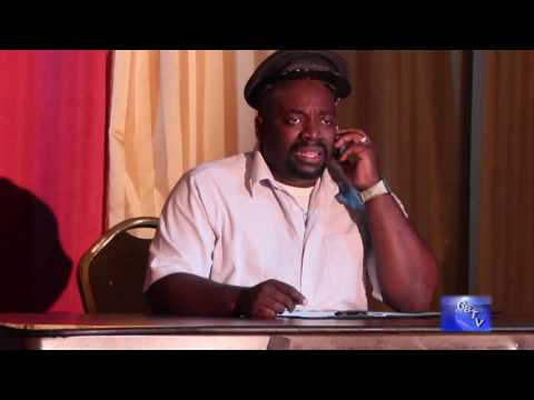 """G.B.T.V. CultureShare ARCHIVES 2014: LEARIE JOSEPH """"Comedy"""" Part #4 of 6 (HD)"""