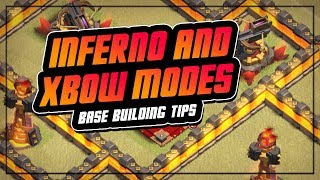 HOW TO KNOW WHEN TO USE DIFFERENT MODES ON DEFENSES   BASE BUILDING TIPS   Clash of Clans