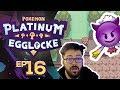 WHAT'S WITH THESE CRITS?! • Pokemon Platinum Egglocke w/CrimsonCBAD Ep 16