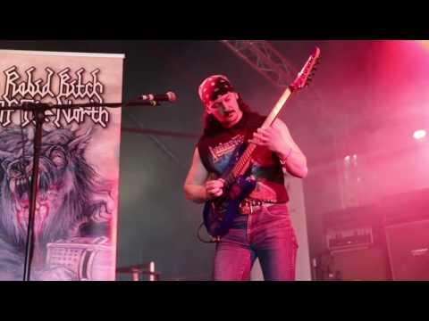 RABID BITCH OF THE NORTH - Bloodstock 2016 - Full Set Performance