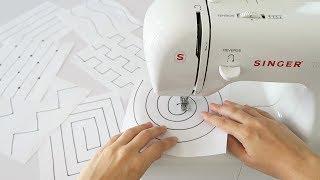 7 ejercicios para aprender a coser