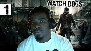 Watch Dogs Gameplay Walkthrough Part 1 - Bottom of the Eighth - Watch Dogs Gameplay Black Guy