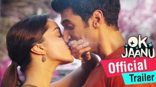 Aditya Roy Kapur and Shraddha Kapoor romance once again in OK Jaanu: Fans are super happy