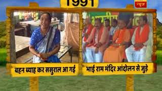 यूपी के सीएम योगी आदित्यनाथ की बहन फूल बेचकर करती हैं जीवन यापन | ABP News Hindi