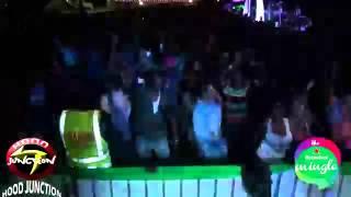 Dj Joe Mfalme at The Heineken Mingle Vol 11