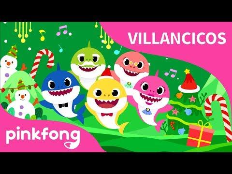 Tiburón Cantata | Villancicos de Navidad | Pinkfong Canciones Infantiles
