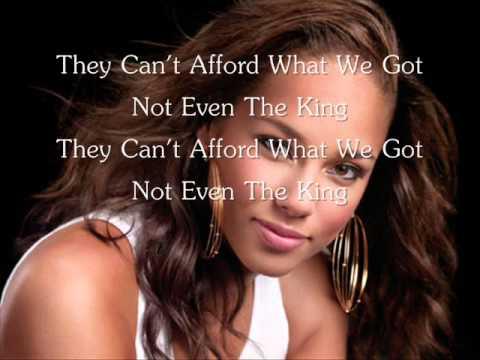 Alicia Keys - Not Even The King Lyrics
