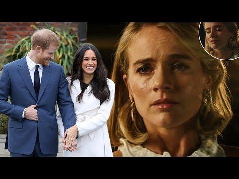 Tears for Harry? Cressida Bonas breaks down in tears during James Arthur's music video