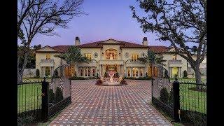 Palladian-Style Villa in Houston, Texas | Sotheby's International Realty