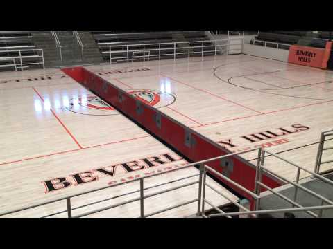 Beverly Hills High School Swim Gym Opening