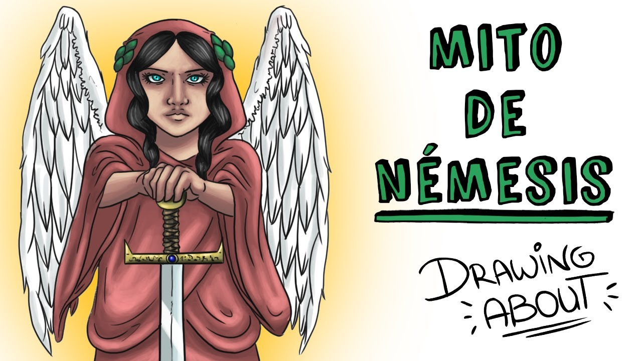 EL MITO DE NÉMESIS | Draw My Life