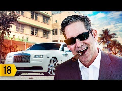 GTA в реальной жизни. Русские в Майами. Тест-драйв Rolls Royce Wraith