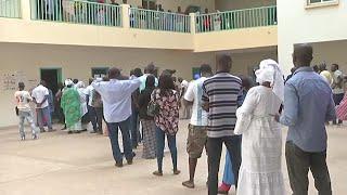 Sénégal, PRÉSIDENTIELLE : LES SÉNÉGALAIS ONT VOTÉ