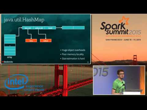 Deep Dive into Project Tungsten: Bringing Apache Spark Closer to Bare Metal