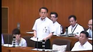 一般質問松田美由紀議員平成26年第2回6月定例会(3日目)