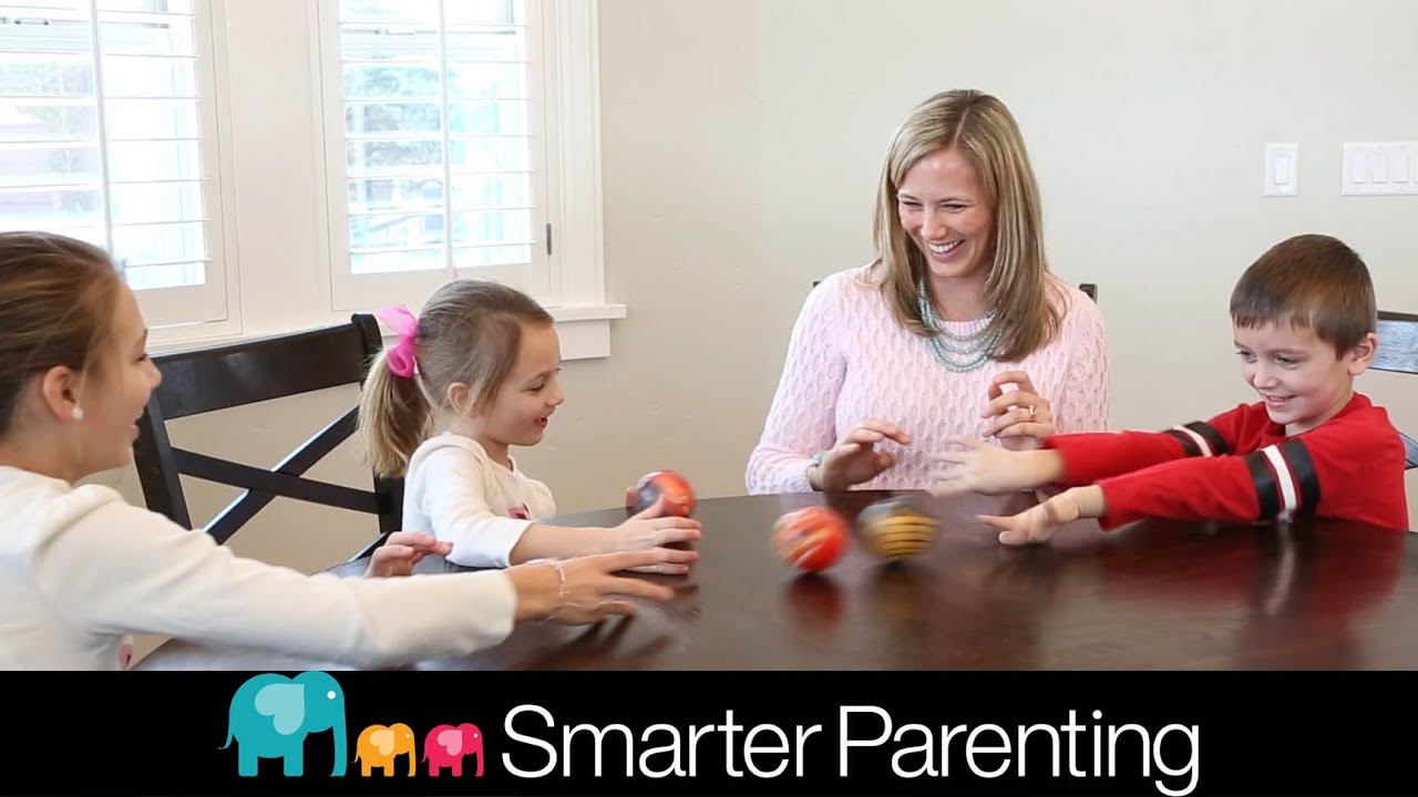 Family Juggling Activity