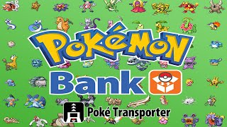 Tutorial - Pokémon Bank e Poké Transporter!!! (3DS) PT-BR