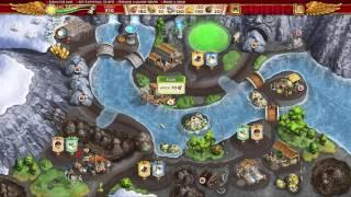 Roads of Rome 5: New Generation 2, level 23