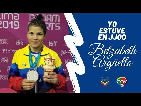 🔵🔵Yo estuve en Juegos Olímpicos: Betzabeth Arguello 🔵🔵