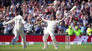 Ashes 3rd Test: England VS Australia - Day 4 Afternoon session - Test Match Special commentary