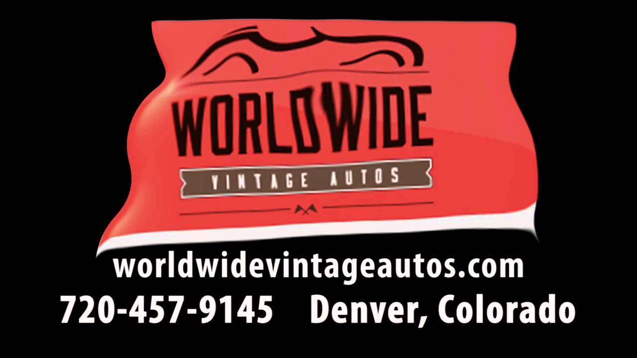 Word Wide Vintage Autos - YouTube