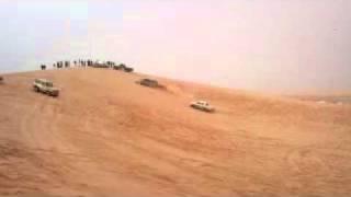 تجربة كيا موهافي في الرمل و الطعوس و اختبار قدراتها بشدة للبر