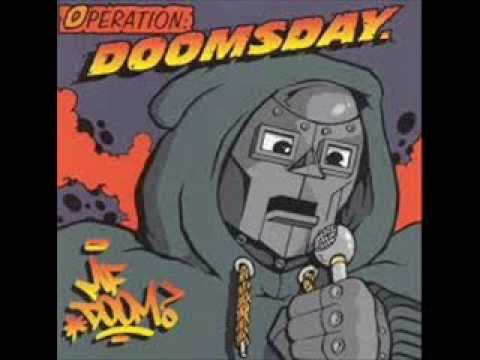 MF Doom- Gas Drawls